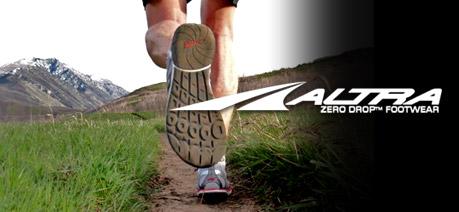 Altra Running Shoes Zero Drop Footshape Toe Box