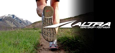 Altra Running Shoes Zero Drop Footshape Toe Box