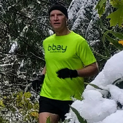 David Penrose, Owner, BBay Running