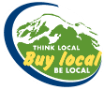 Think Local - Buy Local - Be Local